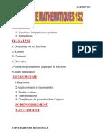 Programme 1s2