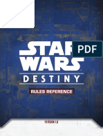 Sw Destiny Rules