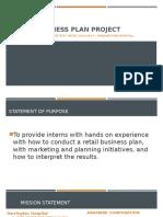 bailey management business plan