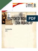 4. Vektor Di R2 Dan R3