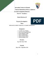 Grupo 1 Resonancia Serie y Paralelo-Resonancia