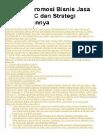 50 Cara Promosi Bisnis Jasa Service AC dan Strategi Pemasarannya.docx