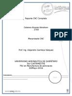 Reporte CNC Completo