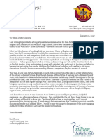 letter of recommendation - josh sethi