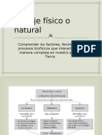 Paisaje Físico o Natural