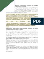 Protágoras de Abdera Era Un Filósofo Griego Projet 09
