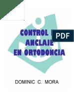 Control de Anclaje de Ortodoncia DOMINIC MORA