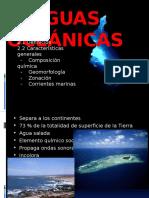 Aguas Oceánicas .ppt