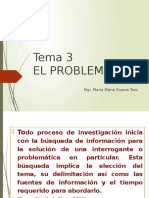 El Problem A