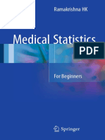 Medical Statistics for Beginners