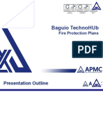 BTH Fire Protection Plans Presentation