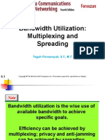 Multiplexing and Spreading
