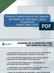 Induccion OHSAS 18001