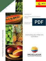 Proecu Ppm2012 Piña España