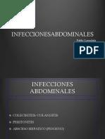 Infecciones Abdominales SAM
