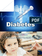 Diabetes Mellitus Insulinodepndiente