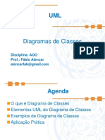 Aula Diagrgama de Classes Exemplo Pratico