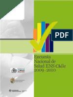 Encuesta Nacional de Salud _ENS 2009_2010