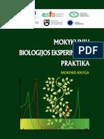 Mokykliniai biologijos eksperimentai
