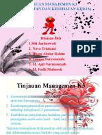 Pwp Manajemen k3