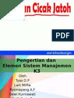 manajemen K3 (pengertian)