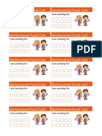 punch card elementary