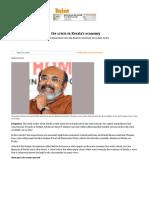 Five Charts That Explain the Crisis in Kerala's Economy - Livemint