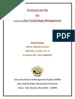 ITM Assignment_Lab