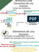 La Division Su Proceso Jv1