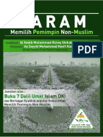 Buku Pintar FSI - Haram Memilih Pemimpin Non-Muslim