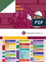 Como Construir Tu Propria Vivienda by CEMENTOS LIMA MARZO 2008