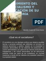 SOCIALISMO PPT