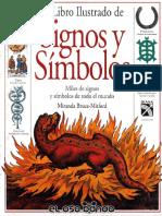 El libro ilustrado de los signos y smbolos