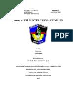 Referat Obstruksi Ductus Nasolakrimalis