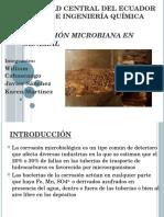 Corrosión Microbiana en General(1)