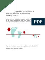 Gender 2007 EAC Rapport_engelska