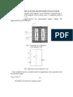Design Aspects on Magnetostrictive Actuators