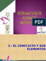 Formación Mediación Escolar Ourense