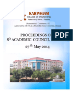 8th AC Proceedings