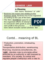Busiess Law