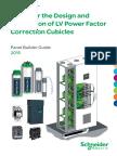 Design Guide 2015 LV Power Factor Correction Cubicles Panel Builder Guide