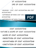 Cost Account Chap 1