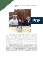 Gustavo Bueno - Del Pensador Al Filosofo