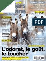 Les Cahiers de l'Âne numéro 78