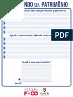 OPdF 1.2 Calculando Seu Patrimônio