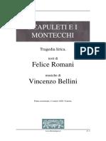 Capuleti e Montechi