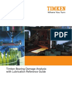 Bearing Damage Analysis Brochure