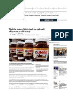 Nutella Band News
