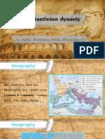constantinian dynasty 1007