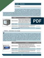 Analisador de Energia Electrex X3M